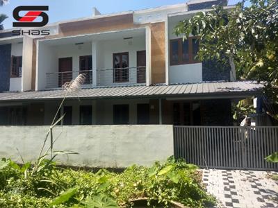3 BHK twin house for sale in Kochi, Kerala, Shas Properties