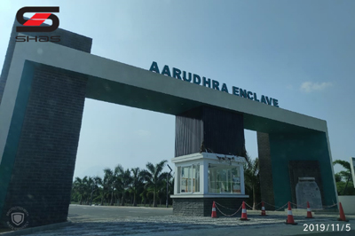 Luxury villas, Sale in Coimbatore by Aarudhras Developers, Shas Properties