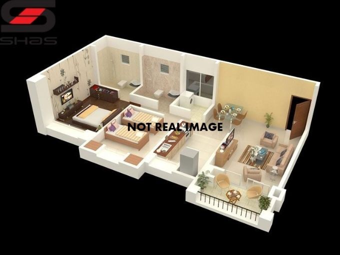 2 Bhk Flat For Rent In Kochi Tripunithura