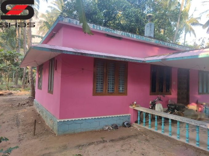 Farm Land with house for sale in Palakkad, Kanjikode Property
