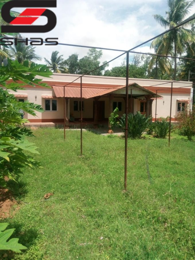 Land with farm house for sale in Srirangapatna, Mysore, Karnataka Realtors