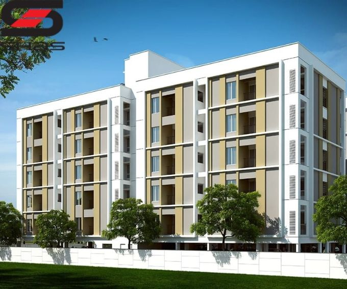 Apartments for sale in Chennai from 40 lakhs, Real Estate Agents