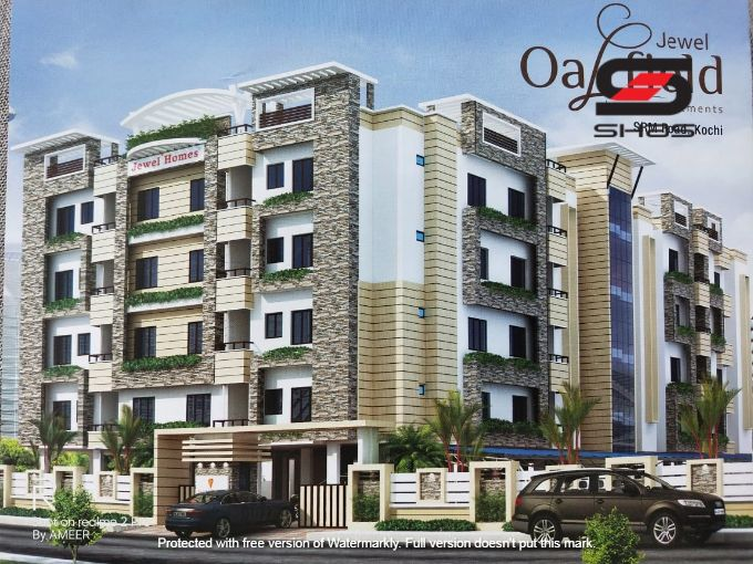 Flats for sale Kaloor, Builders in Ernakulam, Kerala Real Estate