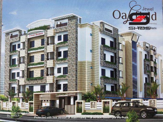 Flats for sale Kaloor, Builders in Ernakulam, Kerala Real Estate
