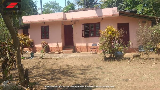 4 Acre land with old house for sale in Pulpally, Wayanad Properties