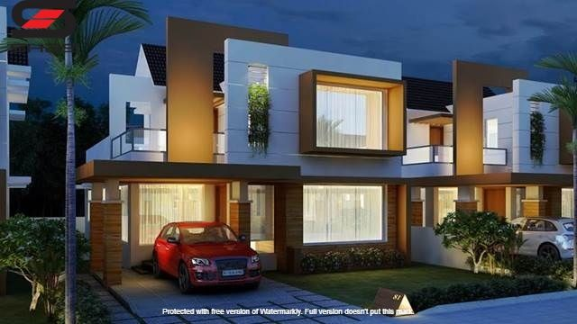 Villas for sale in Thrippunithura, Ernakulam By Top Builders, Kerala Properties