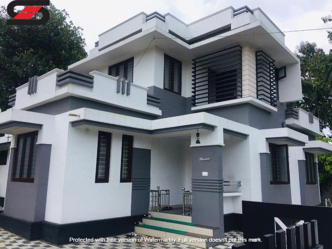 5 BHK residential house for sale in Wayanad, Meenangadi, Real Estate
