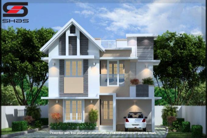 Villas for sale in Kalamassery, Cochin Best Builders, Kerala Realtors