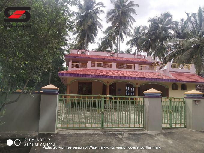 Agricultural land and farm house for sale in Palakkad, Kerala Properties