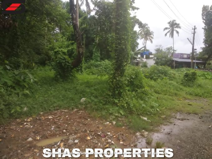 House plot for sale in Vadookara, Thrissur Real Estate Properties