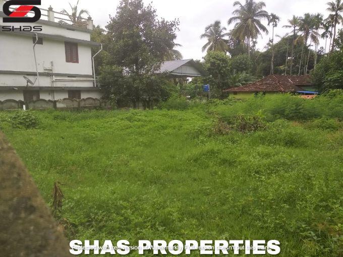 Residential plot near Eravakkad, Thrissur for sale, Shas Properties