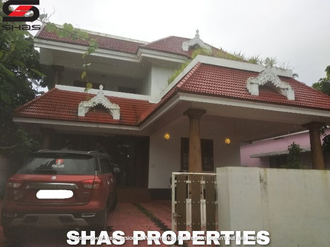 Residential house in Chevoor, Thrissur for sale, Kerala Real Estate