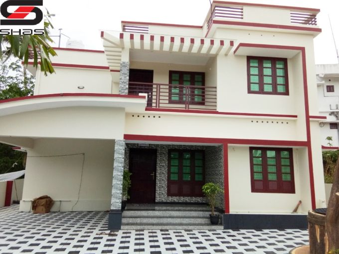 4 BHK house for sale in Anchal, Kollam Real Estate Properties