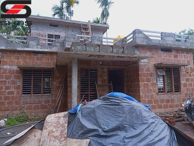 3 BHK residential house in Sulthan Bathery, Wayanad for sale, Kerala